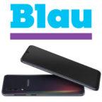 Samsung Galaxy A50 + Blau Allnet L