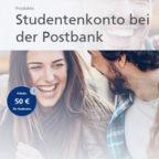 Studentenkonto-Postbank