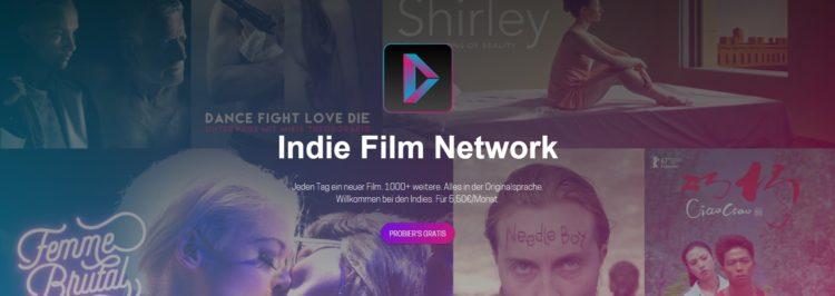 realeyz - Indie Film Network gratis