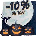 10-Prozent-Rabatt