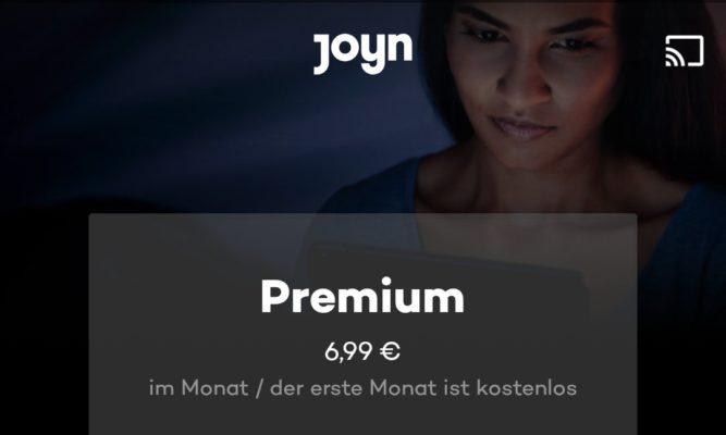 Joyn Premium