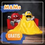 Gratis Testen (Rewe oder Sky): M&Ms Peanut, Choco oder Crispy