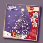 Milka-Adventskalender