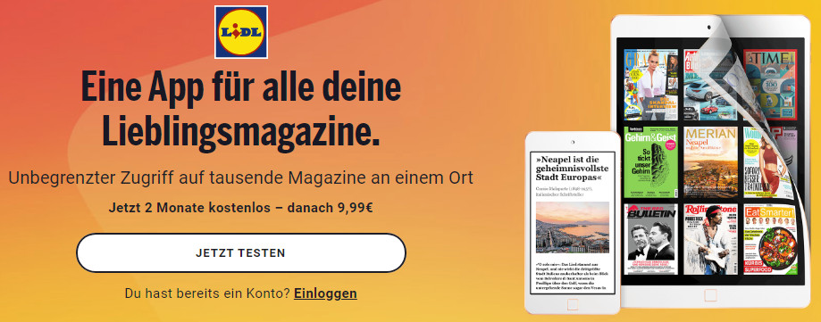 Readly App Kostenlos