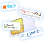 📲 *2GB LTE für 4,99€/Monat* Die besten flexiblen LTE Allnet-Flats (o2-Netz von Drillisch: winSIM, PremiumSIM & Co.) - bis 27.10., 11 Uhr