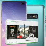 Samsung Galaxy S10 Plus für 79€ + GRATIS: Xbox One S + 12GB LTE + StreamOn Music & Video für 39,95€/Monat (MagentaMobil M / Telekom-Netz)