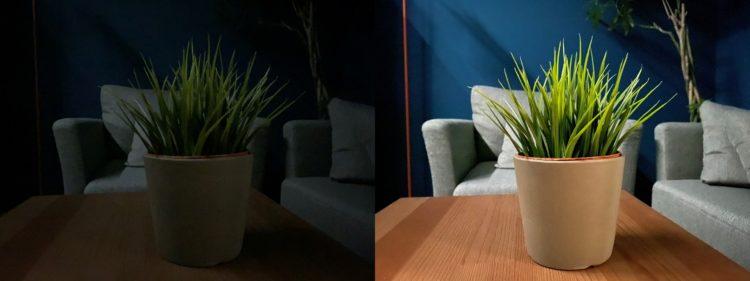iPhone 11 Pro Nachtmodus vergleich