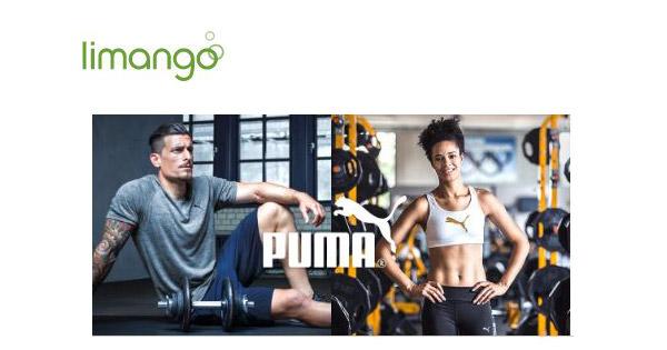 the latest c0c6b 8c35e 💪 limango: Puma Sportbekleidung für Sie & Ihn im Sale