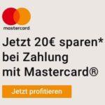 20€ Rabatt bei Rakuten mit MasterCard, z.B. FIFA 20, DualShock Controller, Luigis Mansion 3, Zelda, freenet TV, Oral-B u.v.m. zum Bestpreis!