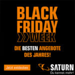 *Kracher-Preise!* 🔥 Saturn Black Friday Week: Sonos, 4k TVs, Kaffeevollautomaten, Bose u.v.m. mit !