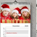 Geschenktipp: Fotobücher und -Kalender schon ab 1,90€