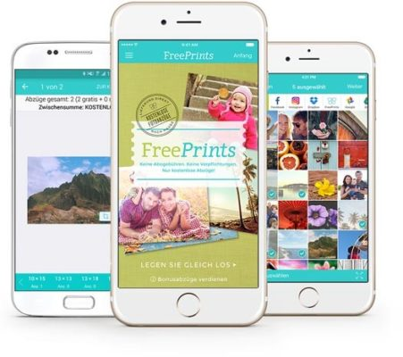 FreePRints-App