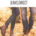 Jeans Direct Herbst-Special: Jeans für nur 35€, Pullover für 25€ und T-Shirts für 10€
