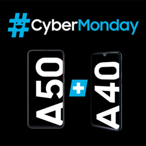 SamsungCyberMonday2fuer1Aktion