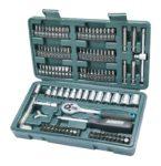 Brüder Mannesmann M29166 Steckschlüssel und Bitsatz (130-tlg.) für 14,96€ (statt 20€)