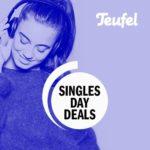 Teufel Singles Day Deals: z.B. Bamster Pro Bluetooth-Lautsprecher für 138,88€ (statt 200€)