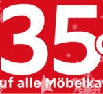 XXXLutz: 35% Rabatt - Möbel, Matratzen, Schränke uvm.