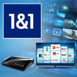 1&1 Fernsehen in HD kostenlos zum DSL-Anschluss - eff. 25,82€/Monat für DSL 50 inkl. HD-TV