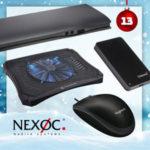 Adventskalender 2019 - Türchen 13: Special Notebook-Paket von Nexoc gewinnen