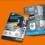 Saturn Prospekt, Samsung 65″ 4K UHDSmart TV für 599€ (statt 669€)