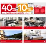 XXXLutz: Bis zu 40% Rabatt + 10% Extra - Möbel, Matratzen, Schränke uvm.