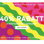 Happy Socks: 40% Rabatt auf fast alles + gratis Versand