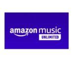 Nur Neukunden: Amazon Music Unlimited 4 Monate für 0,99€