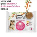 GRATIS Hundefutter: Purina Beneful Schleckermäulchen (Huhn + Rind) - jetzt testen
