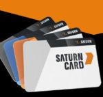 Saturn Card: 10€ Startbonus - ab 100€ Bestellwert einlösbar (nur für Neukunden)