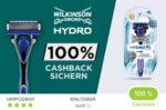 Wilkinson Hydro 5 Rasierer 100% Cashback bei marktguru