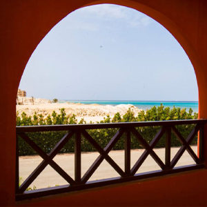 gypten-Ausblick