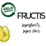 100% Geld-Zurück auf Garnier Fructis Shampoo/Spülung/Kur (GzG)