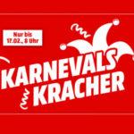MediaMarkt Karnevalskracher z.B. JBL Charge 4 Squad Edition Bluetooth Lautsprecher für 111€ (statt 130€)
