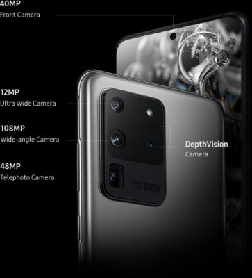 S20 Ultra Kamera 1