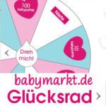 Babymarkt: Glücksrad drehen und babypoints gewinnen