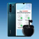 *Nur bis 06.04.* Huawei P30 Pro + 40GB LTE o2 Allnet Flat für 34,99€/Monat + 110€ Bonus + GRATIS: Huawei FreeBuds 3 Kopfhörer (alternativ auch mit unlimitiert LTE!)