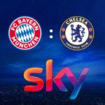 😎 Sky Q ab 12,50€/Monat + 100€ Bonus + Bayern vs. Chealsea mit Liefergarantie + nur 12 Monate MVLZ + 0,00€ Aktivierungsgebühr