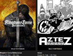 Gratis Games: Kingdom Come Deliverance & Aztez im Epic Games Store *bis 20.02.*