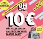 Prall gefüllte Deko-Tasche für 10€ bei DEPOT