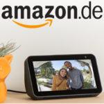 Amazon-Geräte günstiger, z.B. Amazon Echo Dot 3. Gen. für 29,99€ (statt 40€) oder Echo 3.Gen. für 69,99€ (statt 100€)