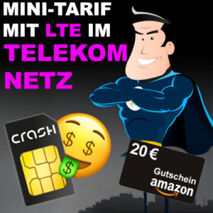 Amazon_Crash_Mini_Tarif_Telekom_Titelbild