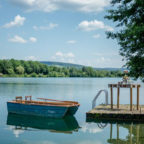 Boot-auf-dem-See