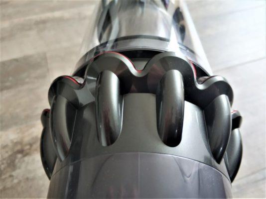 Dyson V11 Absolute Akkustaubsauger Hauptelement Kopf Design 736x551 1