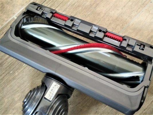 Dyson V11 Absolute Akkustaubsauger elektrische Torque Drive Buerste Unterseite