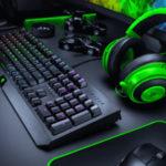 Saturn: 20% Rabatt auf Razer-Produkte, z.B. RAZER Blackwidow Gaming Tastatur für 89,59€ (statt 102€)
