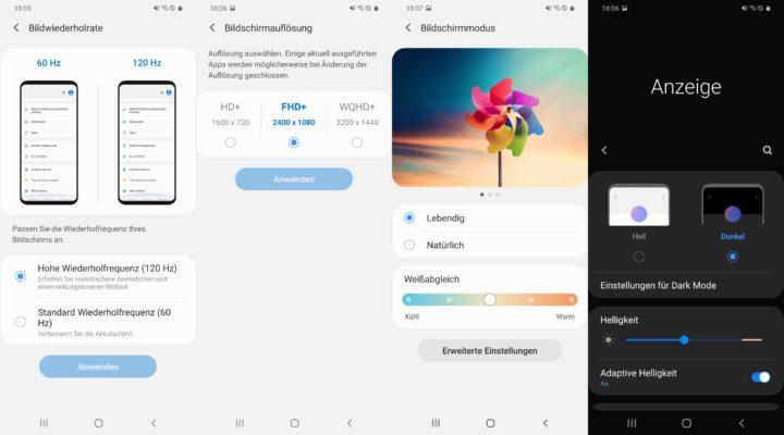 Samsung_Galaxy_S20_Display_Einstellungen