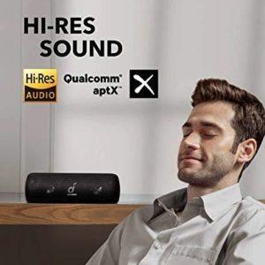 Soundcore_Motion_Bluetooth_Lautsprecher_mit_Hi-Res_30W_Audio_BassUp_Technologie_Kabelloser_HiFi_Lautsprecher_mit_zugehoeriger_App_Flexibler_EQ_12_Stunden_Akkulaufzeit_Schwarz_Titelbild