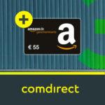 *Nur 2 Tage* 55€ Bonus für kostenloses comdirect Depot (schufafrei)
