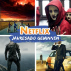 Netflix Gewinnspiel