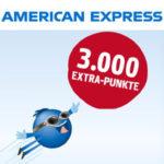 *Doppelte Punkte!* Payback AMEX Kreditkarte + 3.000 Punkt (= 30€) geschenkt